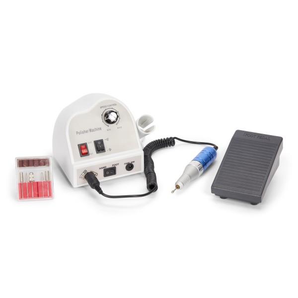 Manicuremotor, Manicure Freesmotor Droogtechniek
